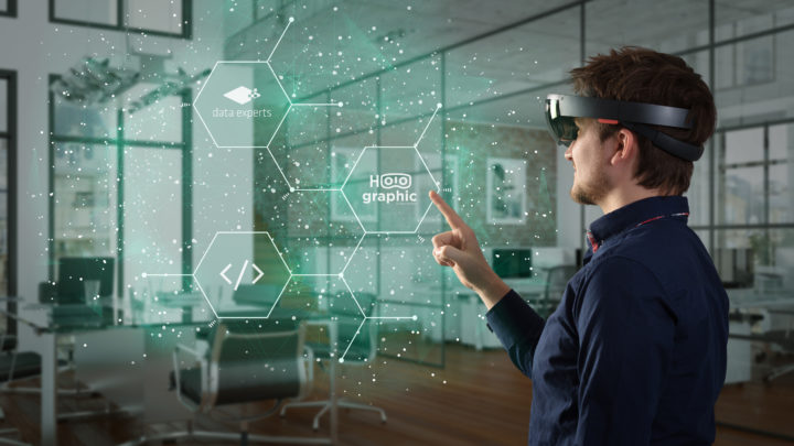 Machine Learning mit der HoloLens auf der BASTA! in Mainz am 27.09.2018