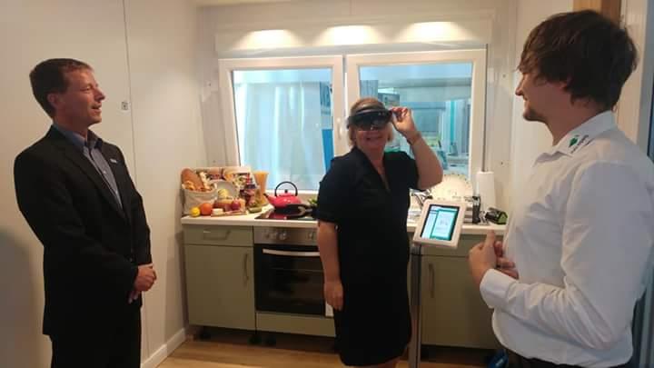 Smarte Helfer auf der Pflegemesse in Rostock vom 18.-20.09.2018 erleben